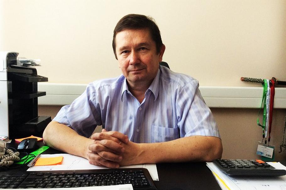 Владимир Трушников - руководитель компании Диснет.
